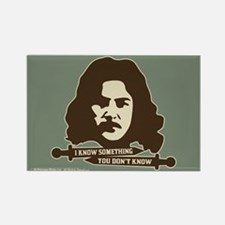 Inigo Montoya Knows Something Rectangle Magnet