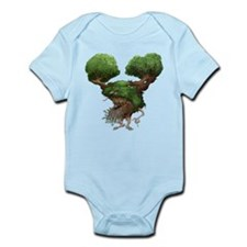 The Dryad Clump Infant Bodysuit