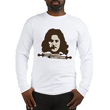 Inigo Montoya Knows Something Long Sleeve T-Shirt