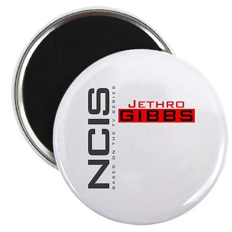 """NCIS Jethro Gibbs 2.25"""" Magnet (100 pack)"""