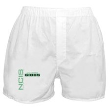 NCIS Jethro Gibbs Boxer Shorts