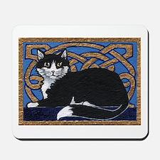 Celtic Kitty Mousepad