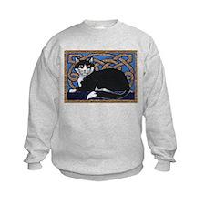 Celtic Kitty Sweatshirt