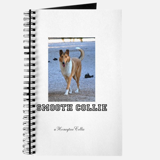 Cute Smooth collies Journal