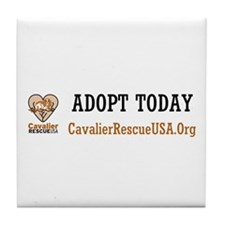 Adopt Tile Coaster