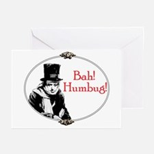Funny Scrooge Quote Greeting Cards (Pk of 20)