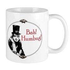 Funny Scrooge Quote Mug