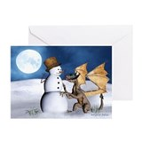 Dragons Greeting Cards (20 Pack)