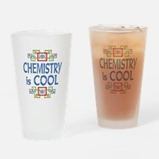 Chemistry is Cool Drinking Glass