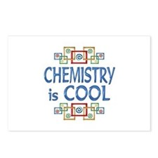 Chemistry is Cool Postcards (Package of 8)