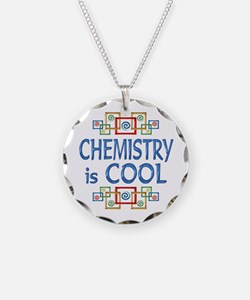 Chemistry is Cool Necklace