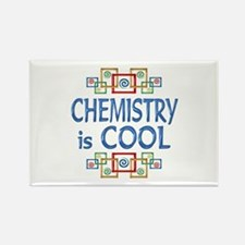 Chemistry is Cool Rectangle Magnet