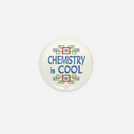 Chemistry is Cool Mini Button