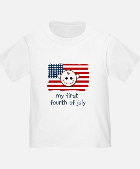 My First Fourth of July T
