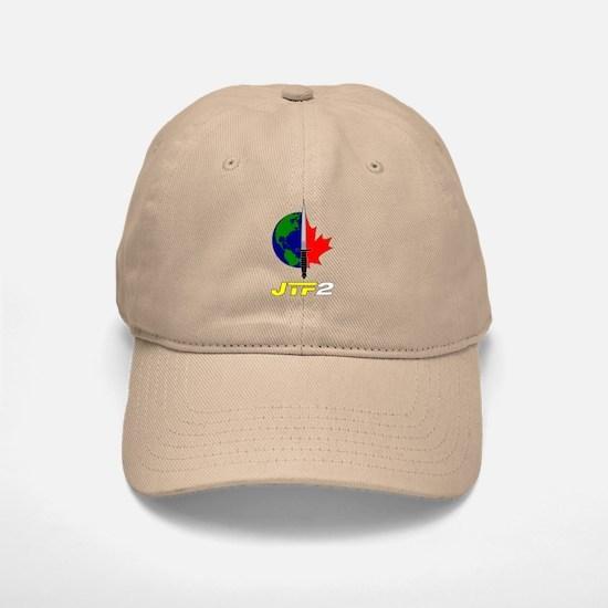 Joint Task Force 2 - Silver Baseball Baseball Cap