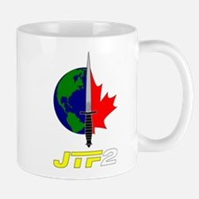 Joint Task Force 2 - Silver Mug