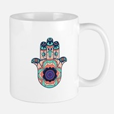 FINDING HARMONY Mugs