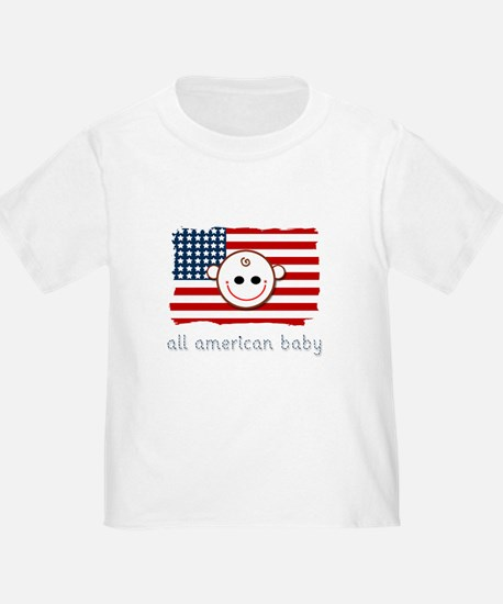 All American Baby T