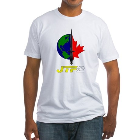 Joint Task Force 2 - Blk Fitted T-Shirt