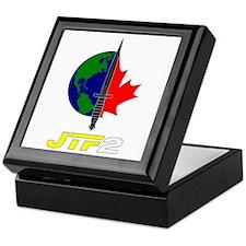 Joint Task Force 2 - Blk Keepsake Box