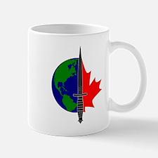 Joint Task Force 2 logo -Blk Mug