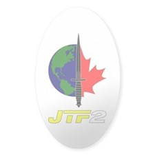 Joint Task Force 2 - Blk Decal