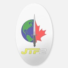 Joint Task Force 2 - Silver Decal