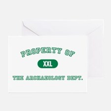 Archaeology Dept. Greeting Cards (Pk of 10)