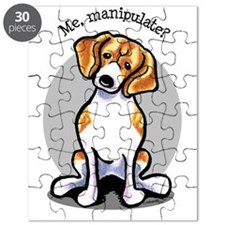Funny Beagle Cartoon Puzzle