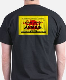 PA Zombie Hunting Permit Shirt
