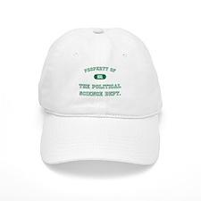 Political Science Baseball Cap