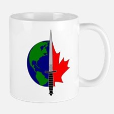 Joint Task Force 2 logo - Silver Mug