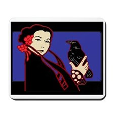 The Queen of Crows Mousepad