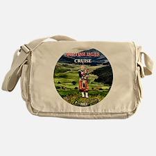 British Isles - Messenger Bag