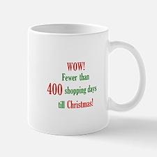 Xmas Shopping Mug