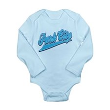 Park City Tackle and Twill Long Sleeve Infant Body