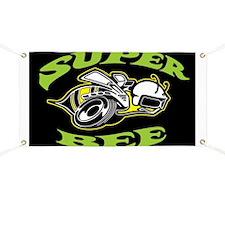 Super Beeee! Banner