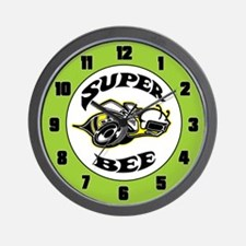 Super Beeee! Wall Clock