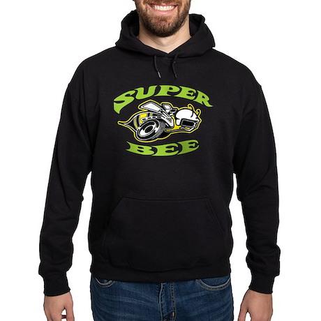 Super Beeee! Hoodie (dark)