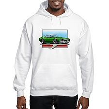 Green WT 68 Cutlass Hoodie