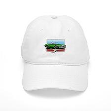 Green WT 68 Cutlass Baseball Cap