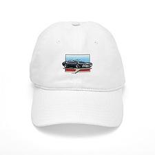 Black WT 68 Cutlass Baseball Cap