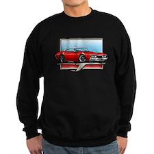 Red WT 68 Cutlass Sweatshirt