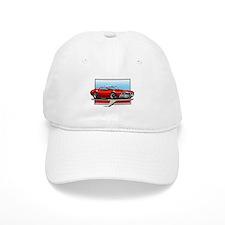 Red WT 68 Cutlass Baseball Cap