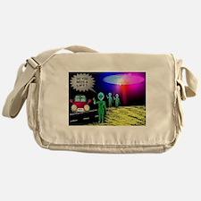 Jmcks Do You Need A Lift Messenger Bag