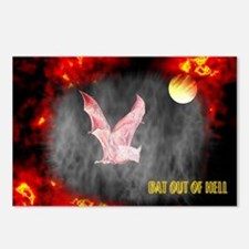 Jmcks Bat Out Of Hell Postcards (Package of 8)