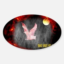 Jmcks Bat Out Of Hell Decal