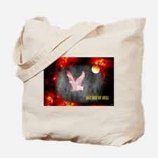 Jmcks Bat Out Of Hell Tote Bag