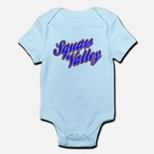 Squaw Valley Tackle and Twill Infant Bodysuit