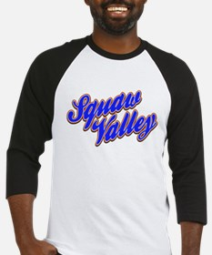Squaw Valley Tackle and Twill Baseball Jersey